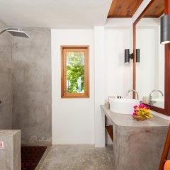 Отель Cape Shark Pool Villas 4* Семейная студия с двуспальной кроватью фото 2