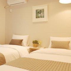 Отель The Mei Haus Hongdae 3* Стандартный номер с 2 отдельными кроватями фото 7
