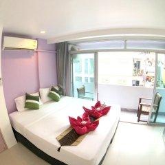 Отель The Room Patong 2* Номер Делюкс с различными типами кроватей фото 20