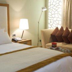Отель Farah Casablanca 5* Номер Делюкс с различными типами кроватей фото 3