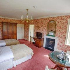 Отель Donnington Grove and Country Club комната для гостей