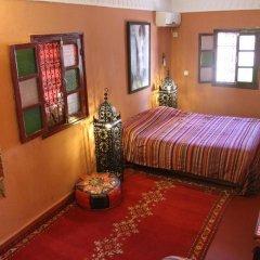 Отель Dar Rita Марокко, Уарзазат - отзывы, цены и фото номеров - забронировать отель Dar Rita онлайн комната для гостей фото 2