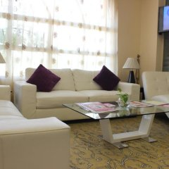 Отель Al Seef Hotel ОАЭ, Шарджа - 3 отзыва об отеле, цены и фото номеров - забронировать отель Al Seef Hotel онлайн комната для гостей фото 4
