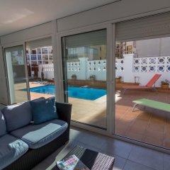 Отель Agi las Acacias Испания, Курорт Росес - отзывы, цены и фото номеров - забронировать отель Agi las Acacias онлайн фитнесс-зал