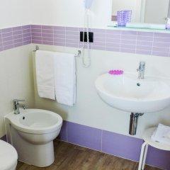 Отель Residence Villa Eva Фонтане-Бьянке ванная