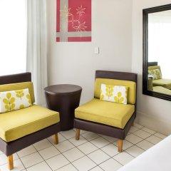 Отель Mercure Nadi 3* Стандартный номер с различными типами кроватей