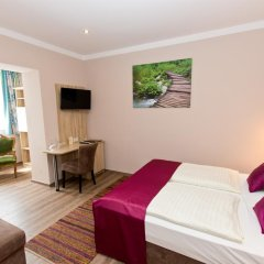 Hotel Gasthof Junior 3* Стандартный номер фото 2