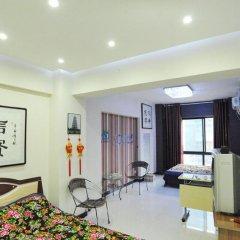 Отель Xian Ruyue Inn 2* Стандартный номер с 2 отдельными кроватями фото 5