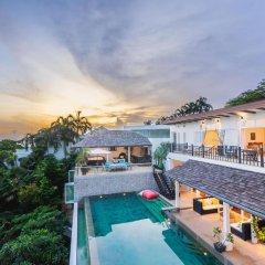 Отель Villa Amanzi Таиланд, пляж Ката - отзывы, цены и фото номеров - забронировать отель Villa Amanzi онлайн бассейн