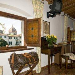 Отель Residenza Il Villino B&B 2* Стандартный номер с двуспальной кроватью фото 4