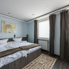 Отель Bürgerhofhotel 3* Стандартный номер с двуспальной кроватью фото 13