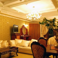 Гостиница Александр 3* Люкс с разными типами кроватей фото 5