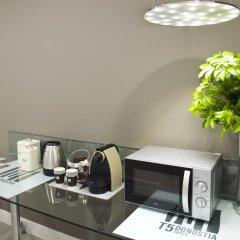 Отель Pension T5 Donostia Suites удобства в номере