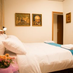 Отель Artistic Tirana 3* Стандартный номер с различными типами кроватей фото 10