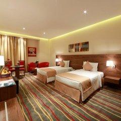 Al Khaleej Plaza Hotel 4* Стандартный номер с различными типами кроватей фото 4