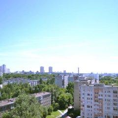 Апартаменты Apartments Aliance Екатеринбург балкон