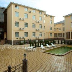 Гостиница Green Hosta в Сочи 2 отзыва об отеле, цены и фото номеров - забронировать гостиницу Green Hosta онлайн бассейн