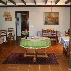 Отель Casa Rural El Retiro питание
