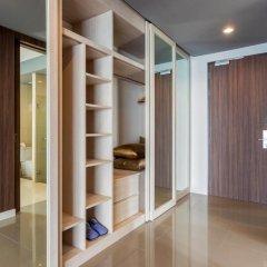 Отель X10 Seaview Suite Panwa Beach Люкс с двуспальной кроватью фото 3