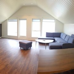 Отель Saltstraumen Brygge 3* Апартаменты с различными типами кроватей фото 9