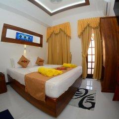 Отель My Holiday Ticket 3* Номер категории Эконом с различными типами кроватей фото 7