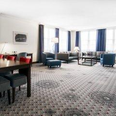 Radisson Blu Hotel, Wroclaw 5* Стандартный номер с двуспальной кроватью фото 3