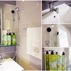 Отель CASA Myeongdong Guesthouse 2* Номер категории Эконом с различными типами кроватей фото 15