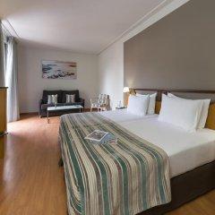 Отель Eurostars Mediterranea Plaza 4* Стандартный номер с различными типами кроватей фото 3