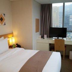 Tmark Hotel Myeongdong 3* Стандартный номер с двуспальной кроватью фото 4