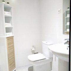 Отель Cantinho do Céu Santa Cruz ванная