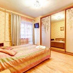Апартаменты на Ленсовета 88 Апартаменты с различными типами кроватей фото 10