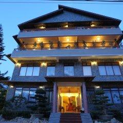 Отель Zen Valley Dalat Улучшенный номер фото 8