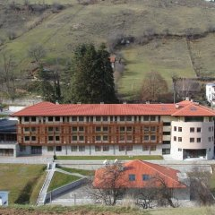 Borika Hotel Чепеларе приотельная территория фото 2