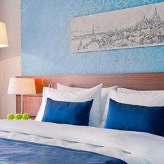 Radisson Blu Hotel, Kyiv Podil 4* Номер Бизнес с двуспальной кроватью фото 4