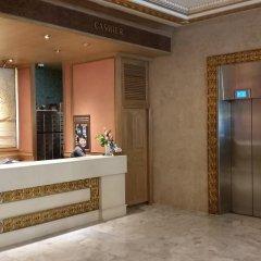 Отель Ariston Бангкок сауна