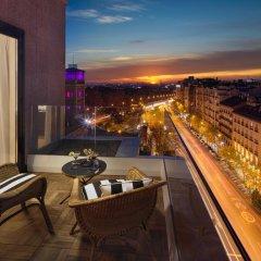 Отель H10 Puerta de Alcalá 4* Стандартный номер с двуспальной кроватью фото 14