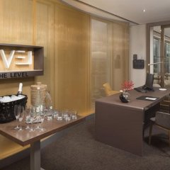 Отель The Level At Melia Barcelona Sky 5* Полулюкс с различными типами кроватей фото 3