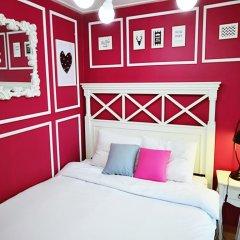 Отель Han River Guesthouse 2* Студия с различными типами кроватей фото 12