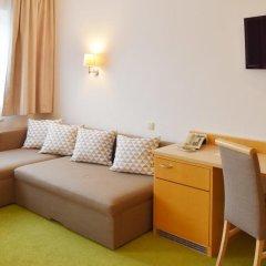 Hotel Nummerhof 3* Стандартный номер фото 8