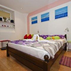 Апартаменты Studio Venera Семейная студия с двуспальной кроватью фото 17