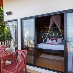 Отель Aquamarine Resort & Villa балкон