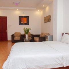 N.Y Kim Phuong Hotel 2* Люкс с различными типами кроватей фото 3