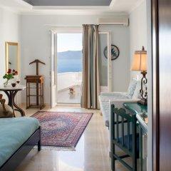 Villa Renos Hotel 4* Номер Делюкс с двуспальной кроватью фото 3