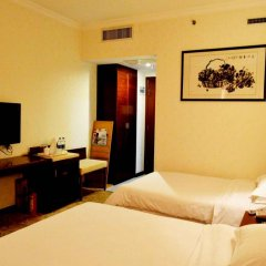 Pazhou Hotel 3* Номер Бизнес с различными типами кроватей фото 7