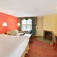 Отель Days Inn by Wyndham Gatlinburg On The River 2* Номер Делюкс с различными типами кроватей фото 4