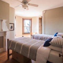 Отель Found Places Capitol Hill Bed & Breakfast 3* Стандартный номер с различными типами кроватей фото 2