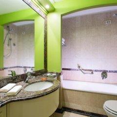 Hotel Dei Mellini 4* Улучшенный номер с различными типами кроватей фото 3
