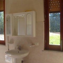Отель Casa Vacanze Villa Caruso Фонтане-Бьянке ванная