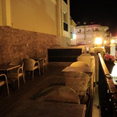 Отель Ozgur Bey Spa балкон