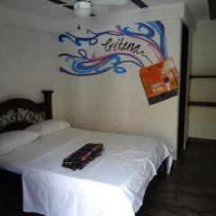 Viajero Cali Hostel & Salsa School Стандартный номер с различными типами кроватей фото 6